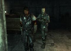 Ghoul guard