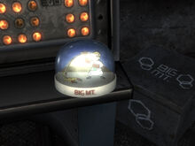 Snow globe - Big MT