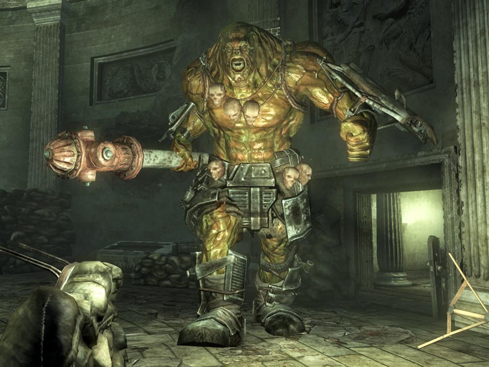 Capitol Building Fallout  Behemoth