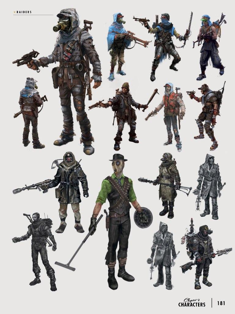 Raiders Fallout 4 Fallout Wiki FANDOM powered by Wikia