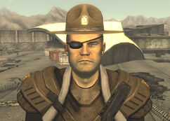 NCR sergeant