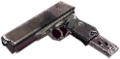 Colt 6504 9mm autoloader extended magazine hand.png
