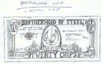 Brotherhood scrip concept