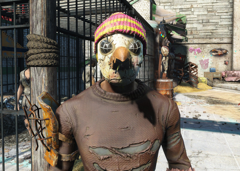 File:Fo4PackBeanieAndCrowMask Worn.png