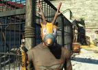 Fo4PackDeerMask Worn