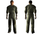 Army Mechanic Jumpsuit