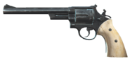 FO4NW Sharpshooter western revolver