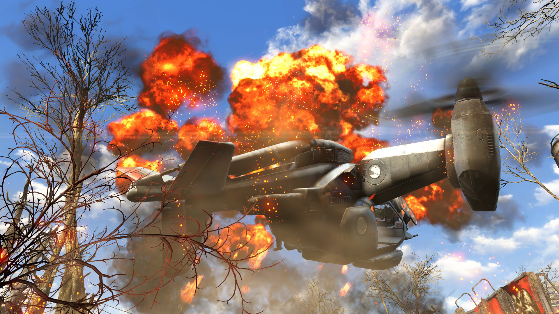 File:FO4 Burning Vertibird.jpg