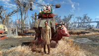 FO4 Doc Weathers with Idiot