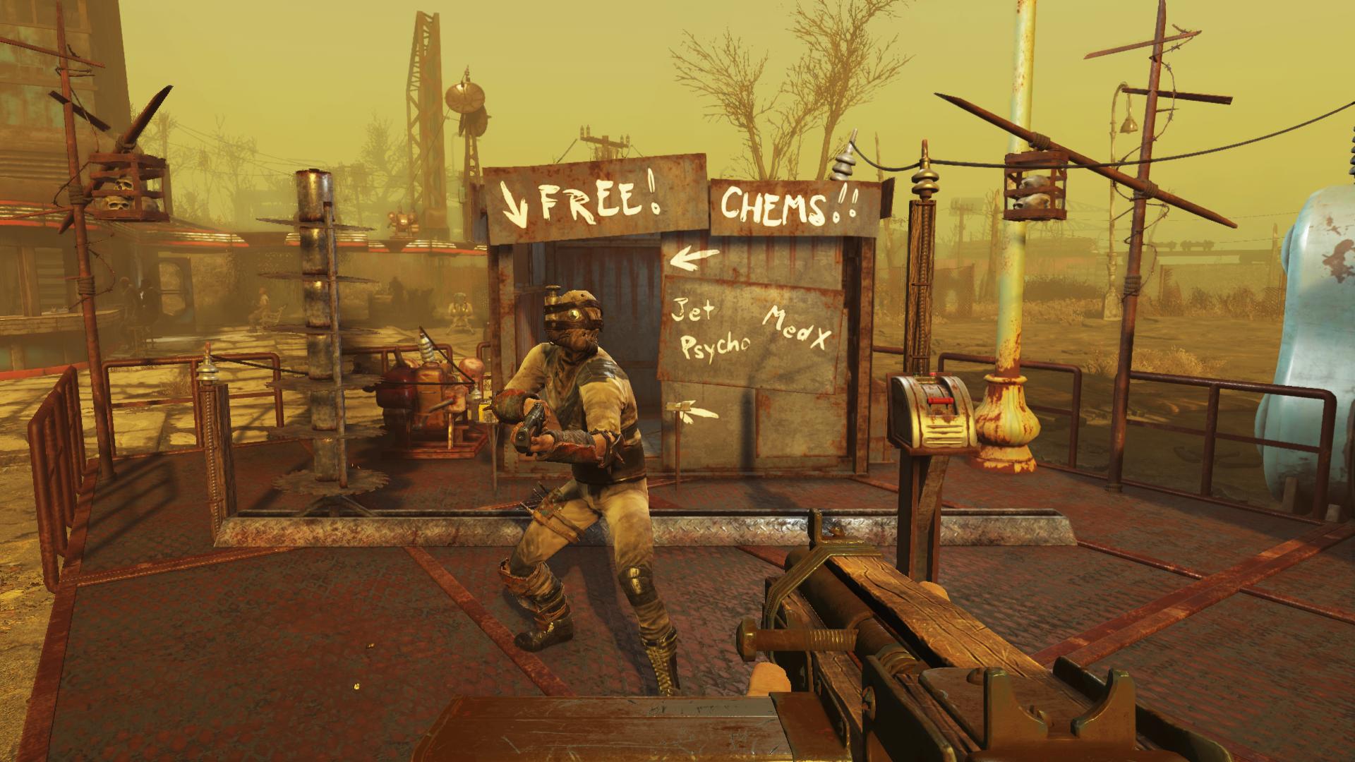 Скриншот третий из Fallout 4 Wasteland Workshop