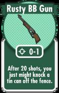 Rusty BB Gun