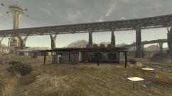 Sharecropper barracks