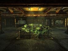 Vault 22 Oxygen Recycling