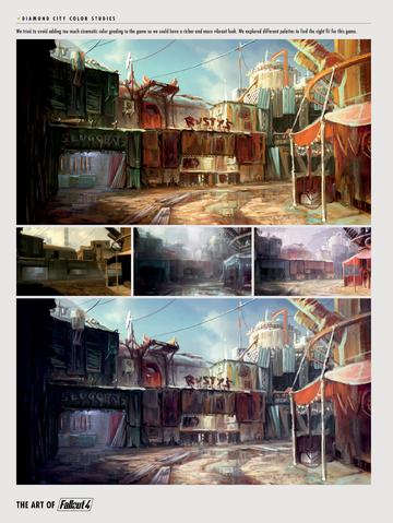 File:Diamond City color studies.png