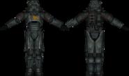FNV NCR salvaged armour