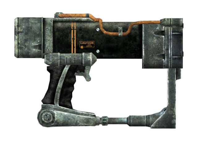 File:Laser pistol (Gamebryo).png
