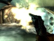 Paulsons revolver back shot