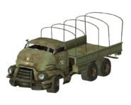 FNV Military Truck