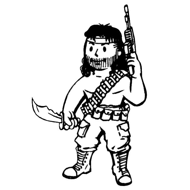 Survivalist Fallout Wiki Fandom Powered By Wikia