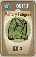 FoS Military Fatigues Card