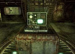GECK in Vault 87