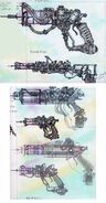 Plasma pistol CA1