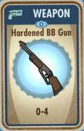 FoS Hardened BB Gun Card