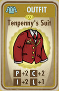 FoS Tenpennys Suit Card