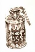 CA FoBoS incendiary grenade