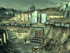 Super mutant bunker ext
