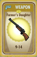 FoS Farmers Daughter Card