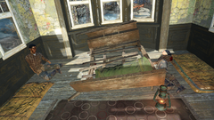 Scrawled journal loc