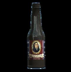Gwinnett pale ale bottle