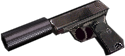 .22 autoloader silencer hand