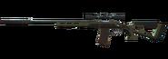 FO4 Suppressed marksman's hunting rifle