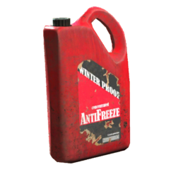Fo4 Anti freeze bottle