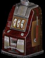 FNV red slotmachine