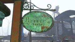 Fallout 4 Bakery