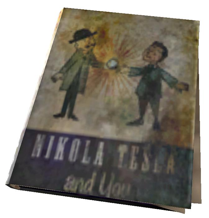 Nikola Tesla and You (Fallout 3) | Fallout Wiki | Fandom ...