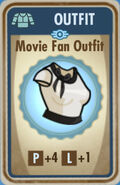 FoS Movie Fan Outfit Card