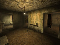 Wilson house upstairs
