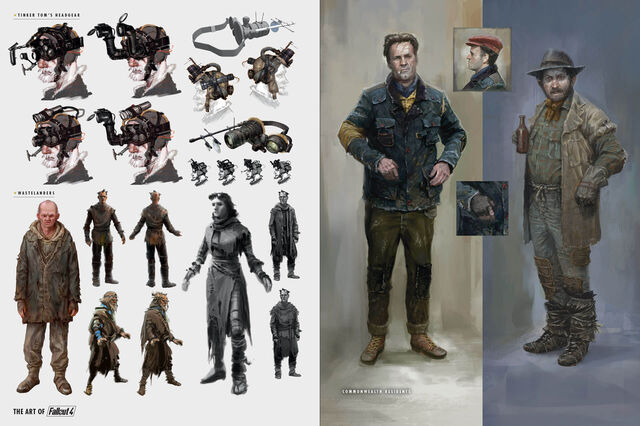 File:Art of Fo4 wasteland outfits concept art.jpg