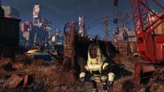 Press Fallout4 Trailer Protectron