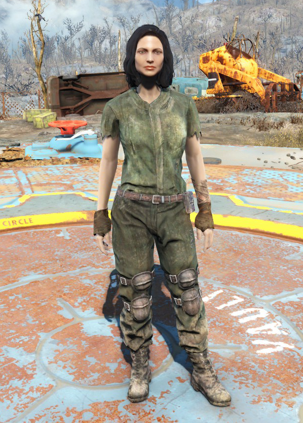 Gunner guard outfit | Fallout Wiki | FANDOM powered by Wikia