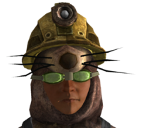 Fo3 Murray the Mole hat