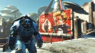 NukaWorld Quantum power armor