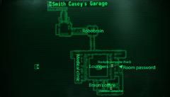 Vault 112 map