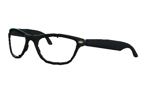 File:Black-rim glasses.png