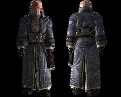 Elder Lyons robe