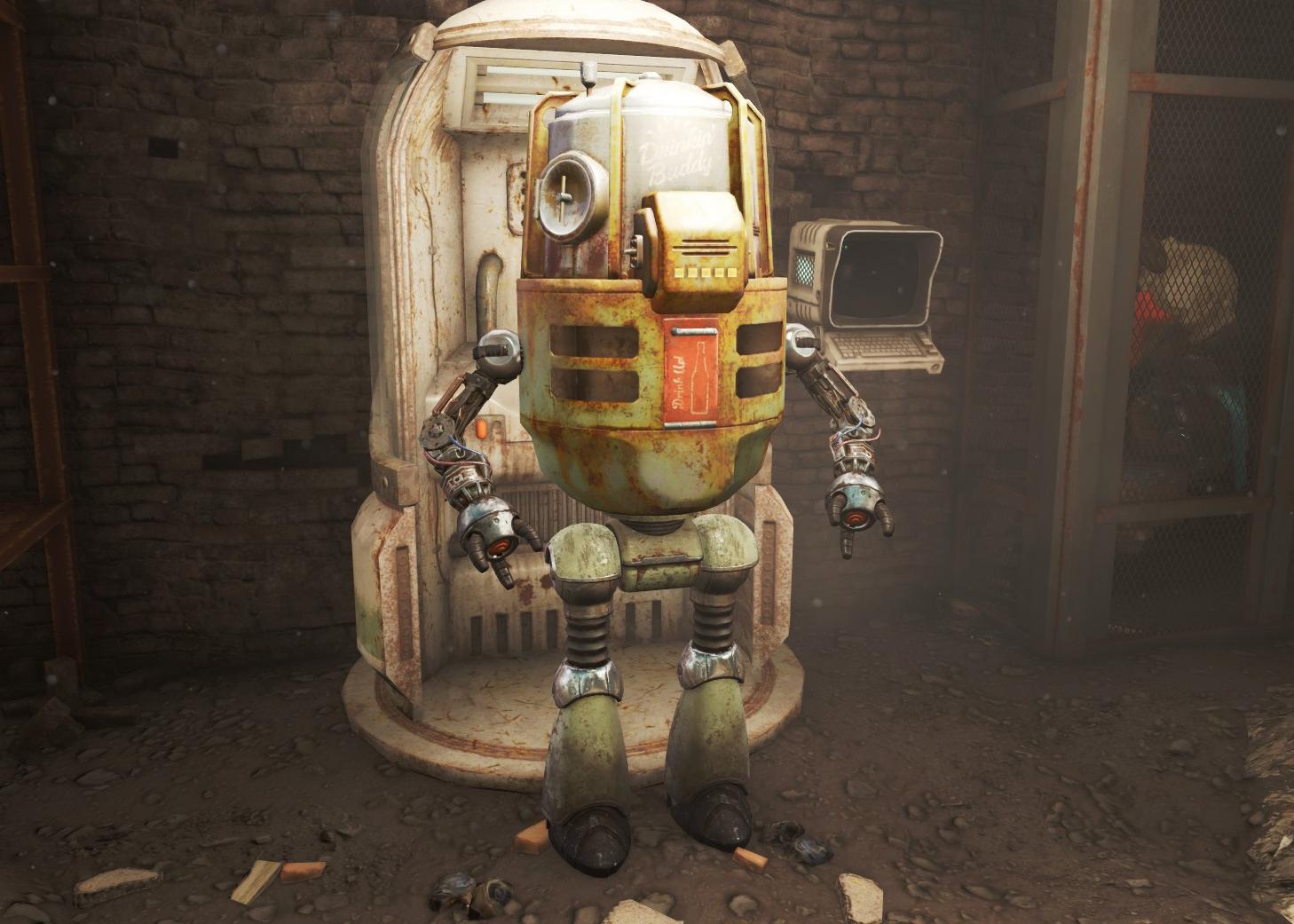 Buddy Fallout Wiki Fandom Powered By Wikia